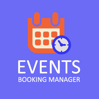 EVENTS BOOKING MANAGER